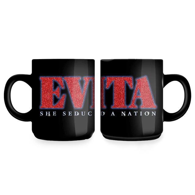 Really Useful Group Evita Glitter Logo 2014 Mug