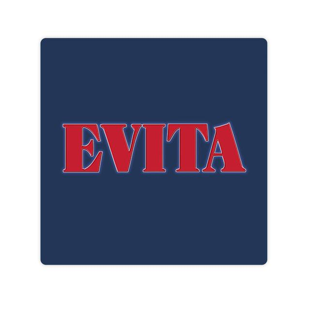 Really Useful Group Evita Logo 2014 Magnet