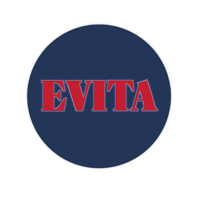 Really Useful Group Evita Logo 2014 Badge