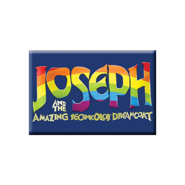 Really Useful Group Joseph Tour 2014 Magnet