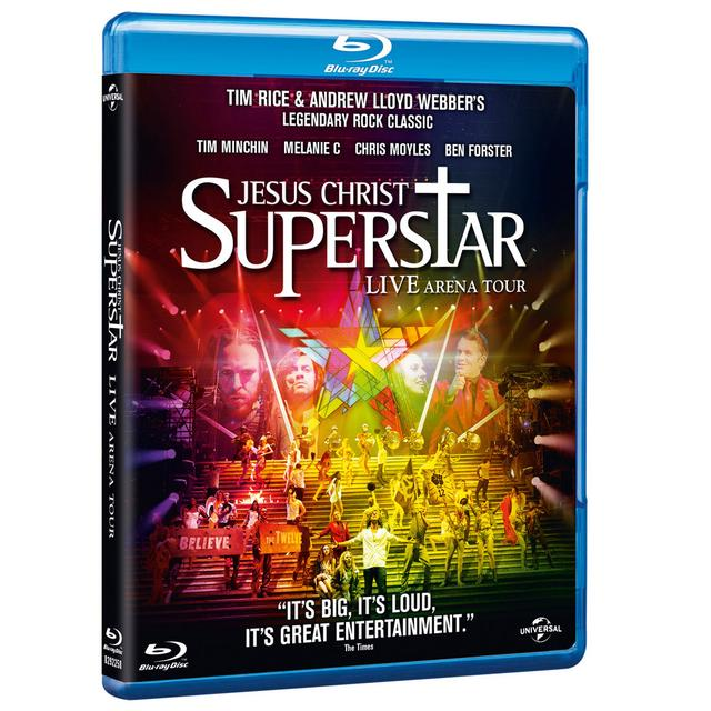 Really Useful Group Jesus Christ Superstar Arena Tour BluRay
