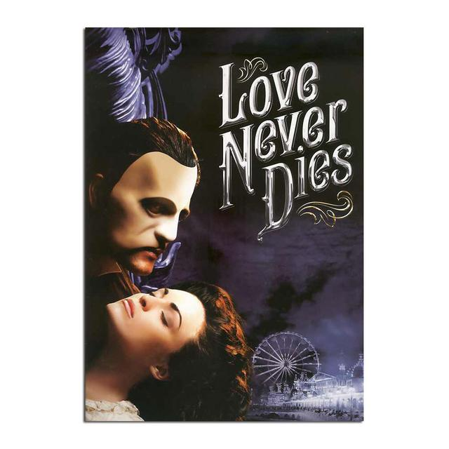 Really Useful Group Love Never Dies Souvenir Brochure