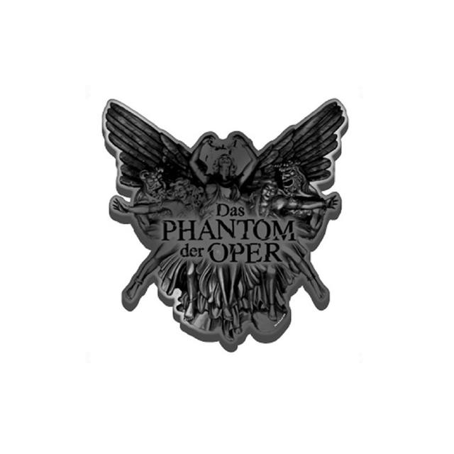 Really Useful Group Phantom Of The Opera German Metal Pin Badge