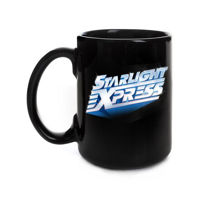 Really Useful Group Starlight Express Black Mug