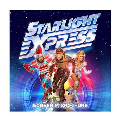 Really Useful Group Starlight Express Souvenir Brochure
