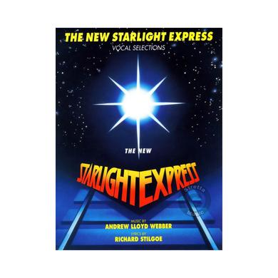 Really Useful Group The New Starlight Express Vocal Selection Book