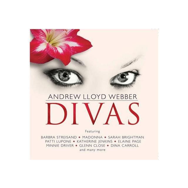 Really Useful Group Divas Cd