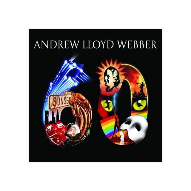 Really Useful Group Andrew Lloyd Webber 60 - 3 CD Set