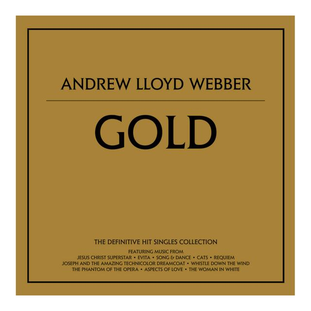 Really Useful Group Andrew Lloyd Webber - Gold