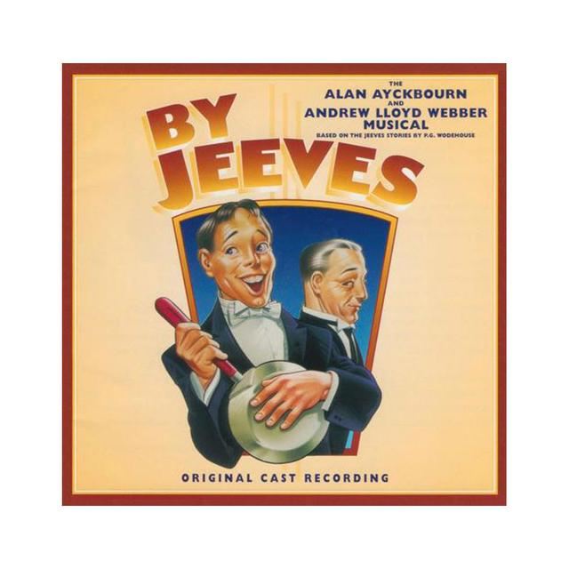 Really Useful Group By Jeeves Cast CD