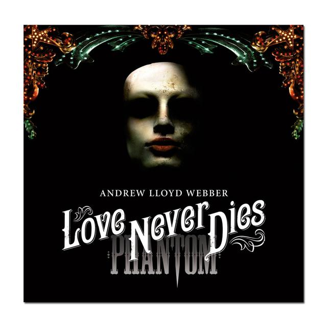 Really Useful Group Love Never Dies Standard CD