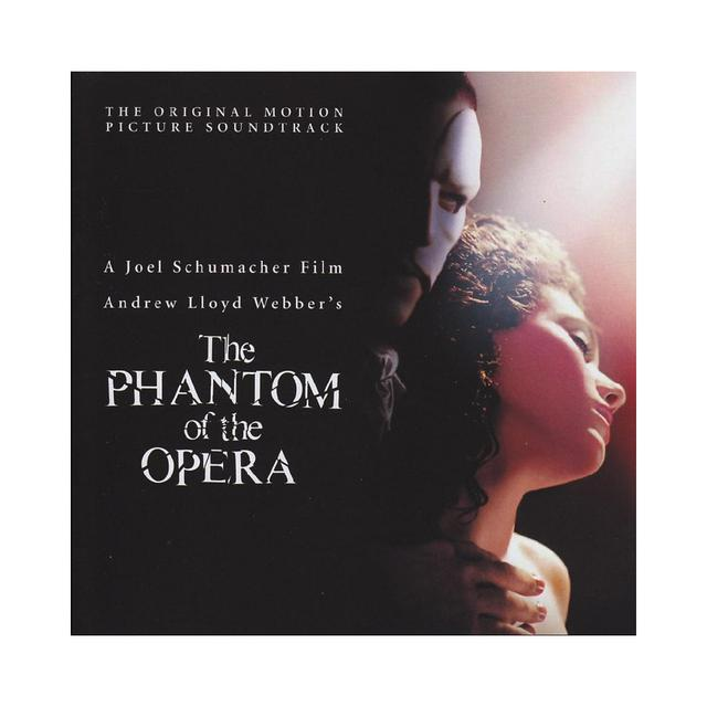 Really Useful Group Phantom Movie Soundtrack CD