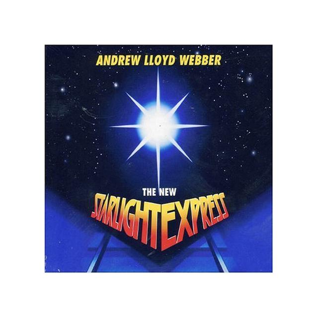 Really Useful Group The New Starlight Express Original Cast Recording