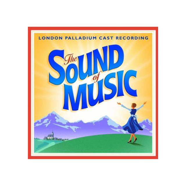 Really Useful Group The Sound of Music Cast Recording CD