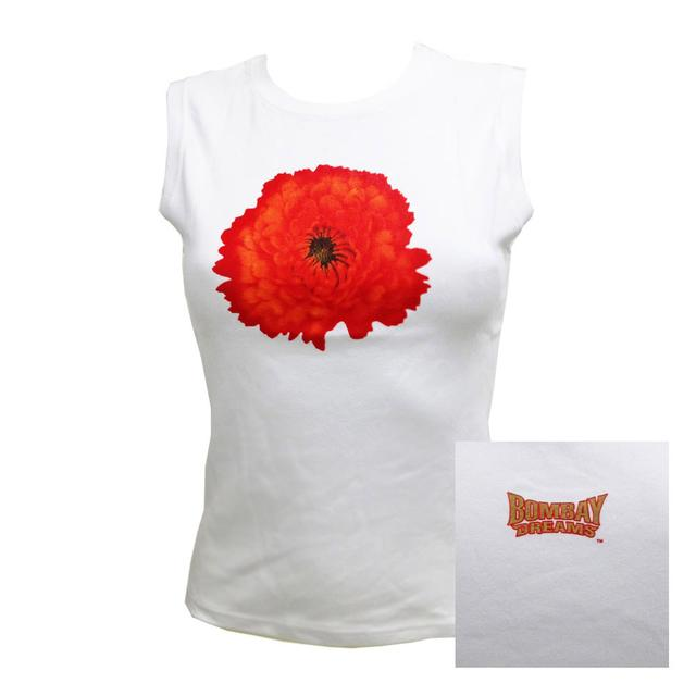 Really Useful Group Bombay Dreams Flower T-Shirt