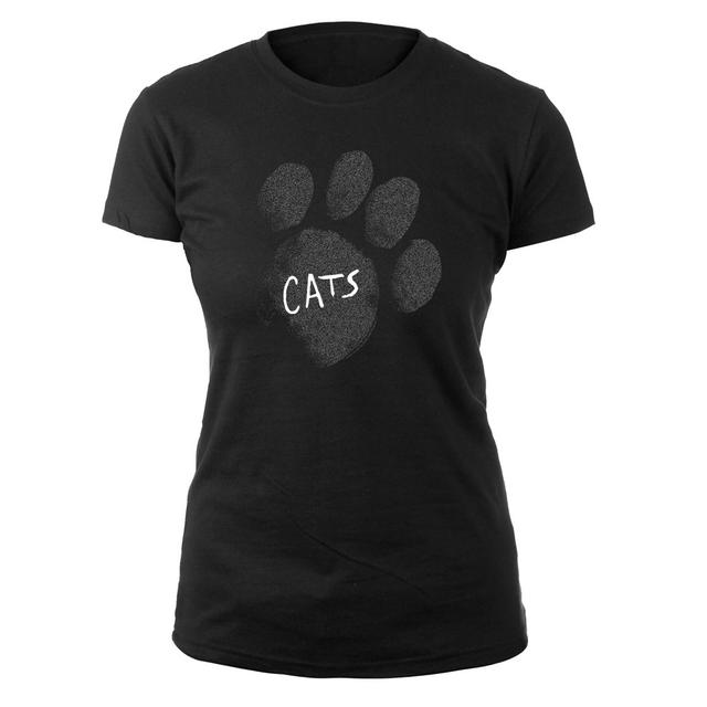 Really Useful Group Cats Paw Black UK Tour Babydoll