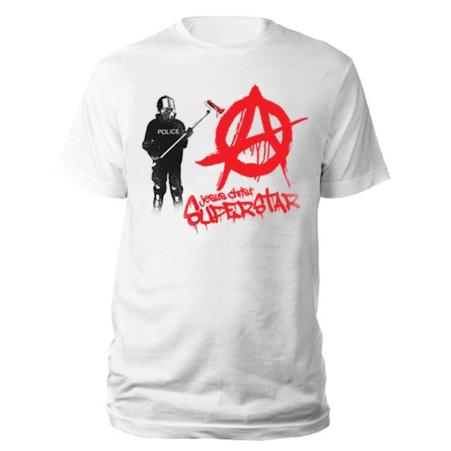 Really Useful Group Jesus Christ Superstar Anarchy White T-shirt