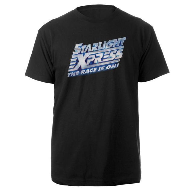 Really Useful Group Starlight Express Black Logo T-shirt