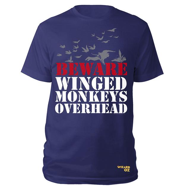 Really Useful Group Beware Winged Monkeys Shirt