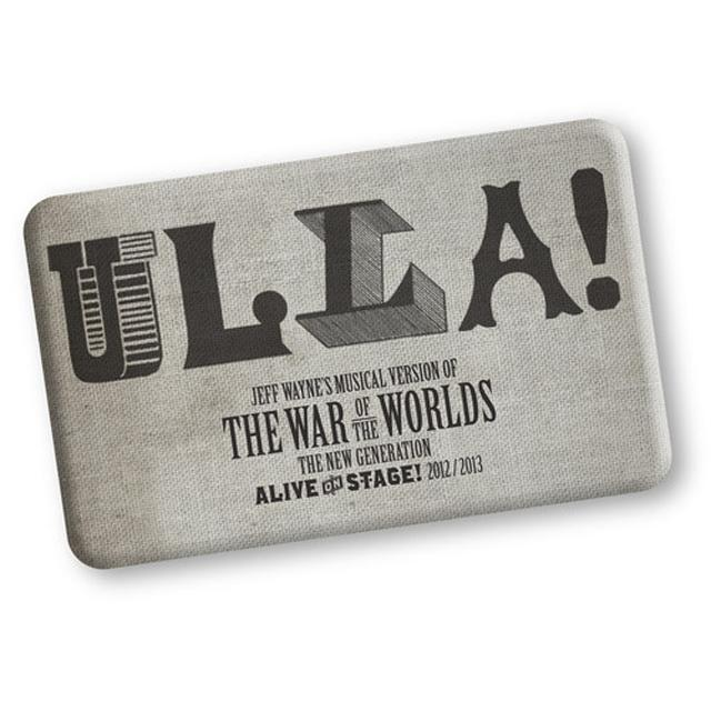 The War Of The Worlds TWOTW Ulla Fridge Magnet