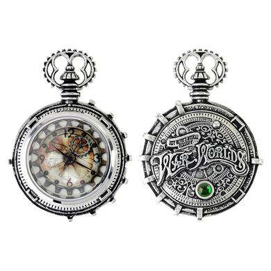 The War Of The Worlds TWOTW Fob Watch