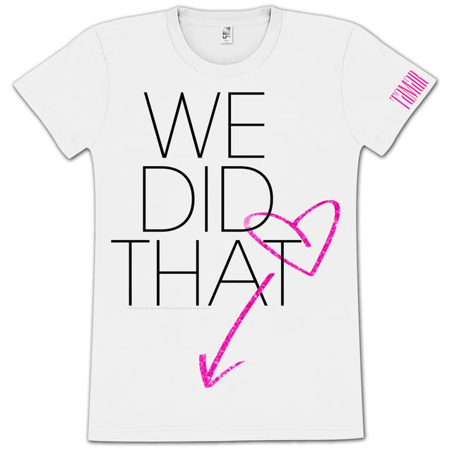 Tamar Braxton Tamar We Did That Girlie T-Shirt