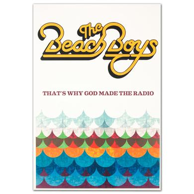 The Beach BoysThat's Why God Made The Radio Poster