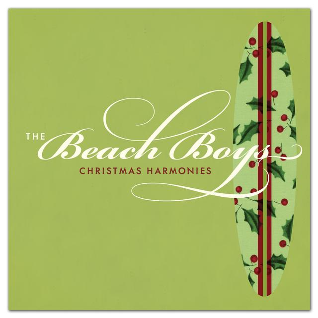 The Beach Boys - Christmas Harmonies CD