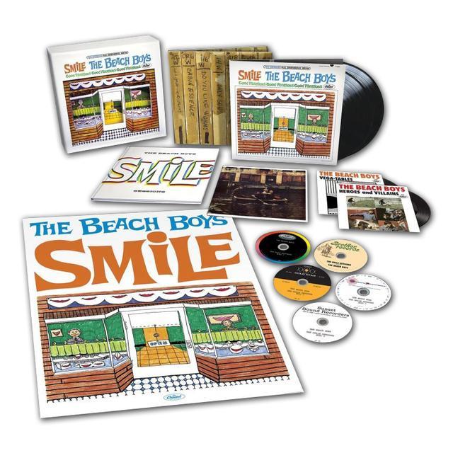 The Beach BoysLimited SMiLE LIGHT UP Box Set