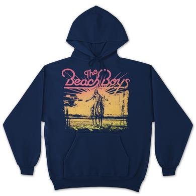 TheBeach Boys Indian Sunset Pullover on Navy