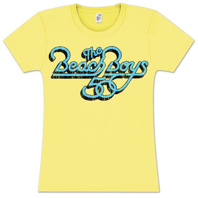 The Beach Boys Logo Babydoll