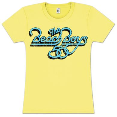 The Beach Boys Logo Babydoll