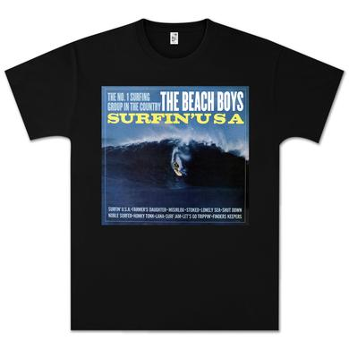 The Beach Boys Surfin USA T-Shirt
