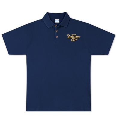 The Beach Boys 50th Polo on Navy