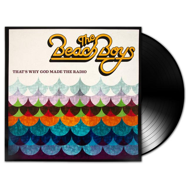 The Beach Boys - That's Why God Made The Radio Vinyl