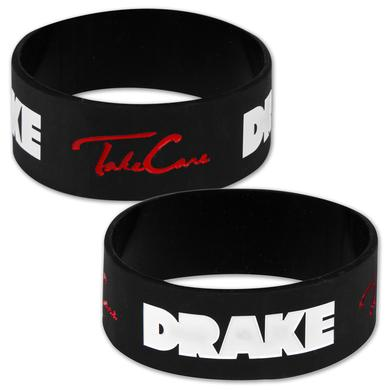 Drake Take Care Rubber Bracelet