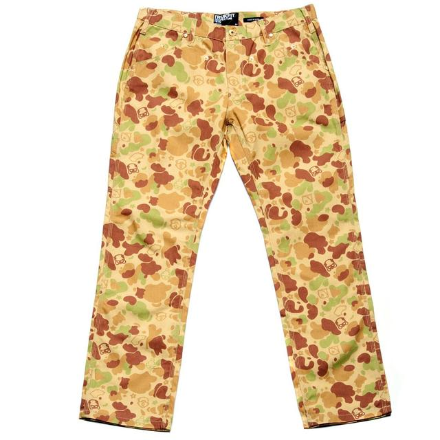 Young Money Trukfit Camo Pants