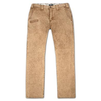 Young Money Trukfit Twill Trouser Brown