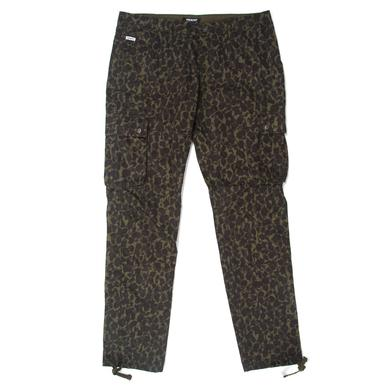 Young Money Trukfit Truk Cheetah Camo Cargo Pants