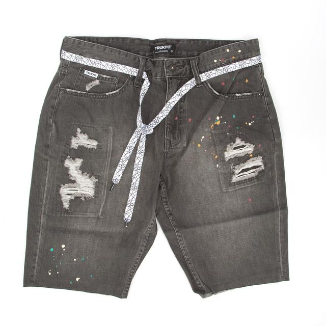 Young Money Trukfit Splatter Shorts