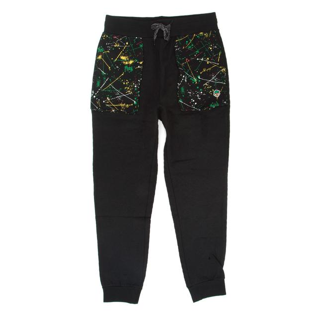 Young Money Trukfit Splatter Quilted Sweatpants