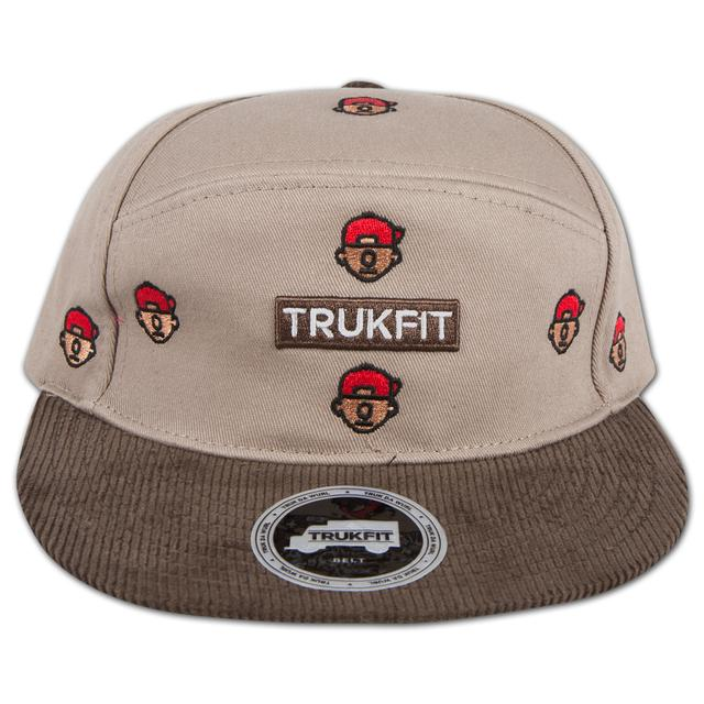 Young Money Trukfit Tommy Love Hat Brown