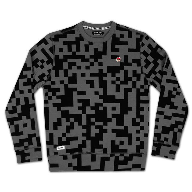Young Money Trukfit Digital Crew Sweatshirt