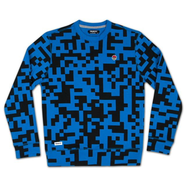 Young Money Trukfit Digital Crew Sweatshirt