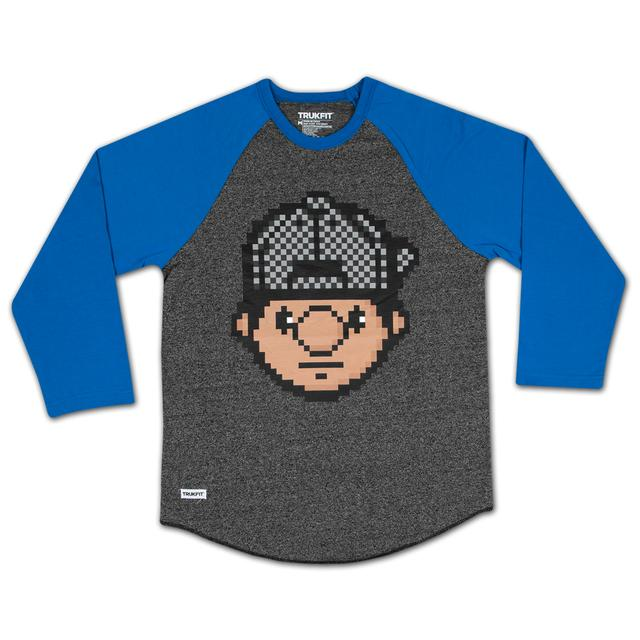 Young Money Trukfit Digital Tommy 3/4 Sleeve Raglan