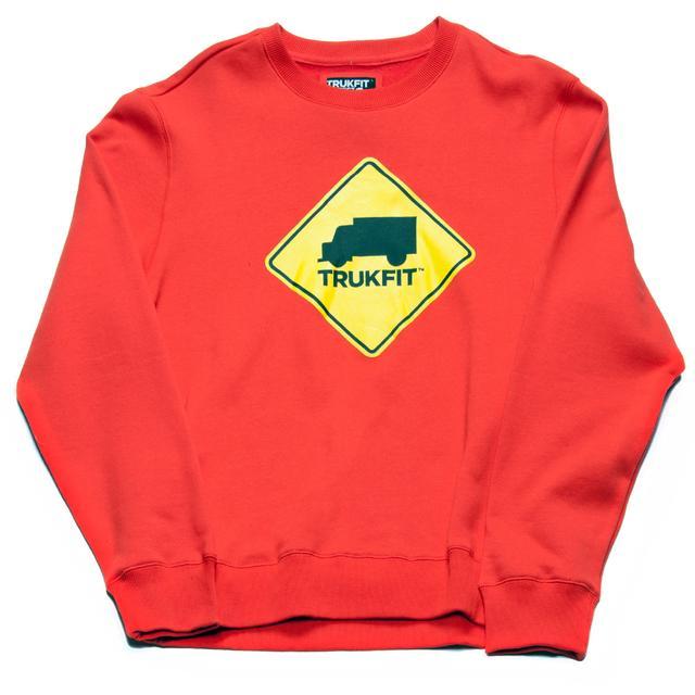 Young Money Trukfit Truk Stop Crew Sweatshirt