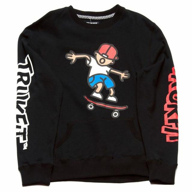 Young Money Trukfit Ollie Tommy Crewneck