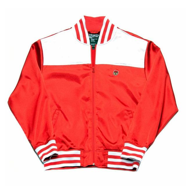 Young Money Trukfit Glossy Satin Jacket