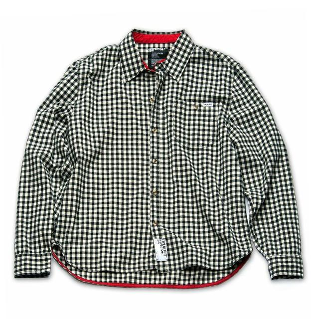 Young Money Trukfit Gingham Woven Shirt
