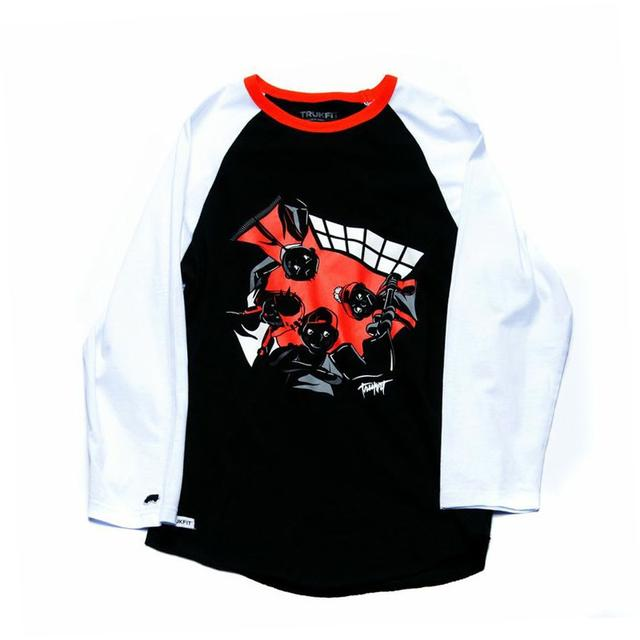 Young Money Trukfit MOB 3/4 Sleeve Raglan